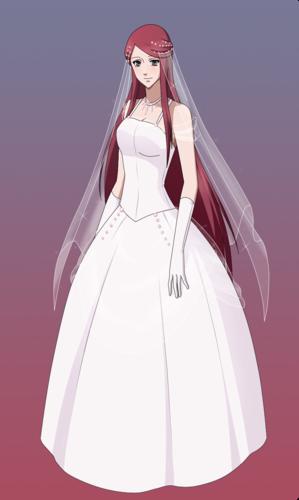 Bride Kushina