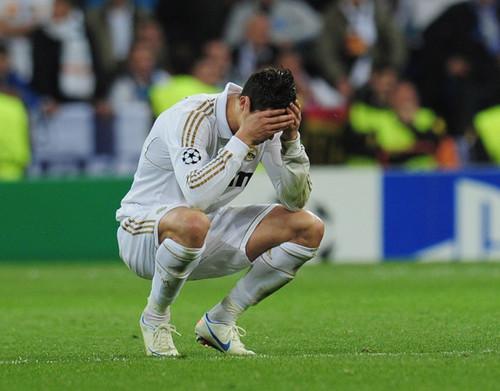 C. Ronaldo (Real Madrid - Bayern München)