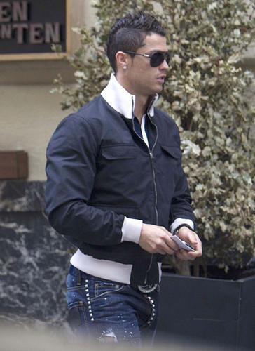 C. Ronaldo in Spain