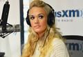 Carrie Underwood Visits SiriusXM