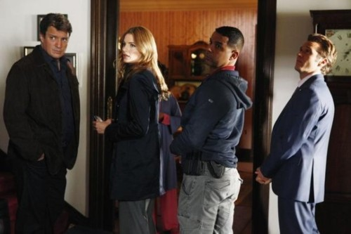 Castle images Castle 4x23 Always <3 wallpaper and background