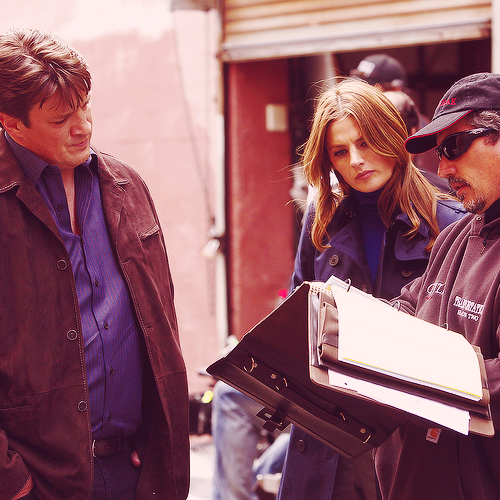 Castle 4x23 Always <3 - castle Photo