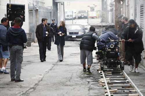 "Castle - ""Always""  - BTS - castle Photo"