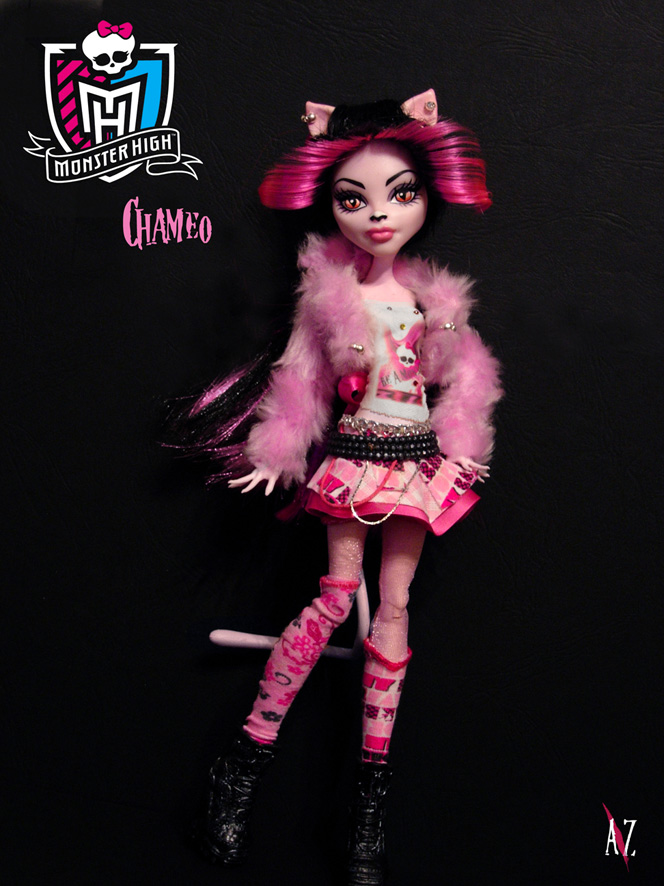 Chameo - monster-high photo