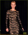 Charlize Theron - White House Correspondents' ужин 2012