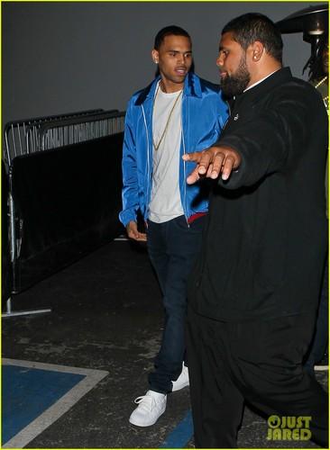 Chris Brown: New Puppy!