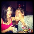 Chris&Lucy - chris-zylka-and-lucy-hale photo