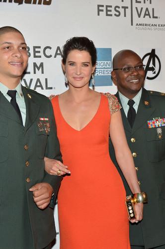 Cobie - Tribeca Film Festival