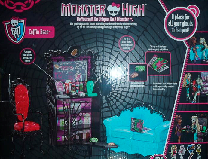 Coffin Bean - monster-high photo