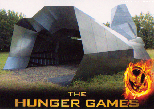 The Hunger Games wallpaper called Cornucopia