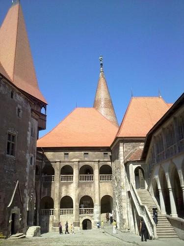 Corvin's château