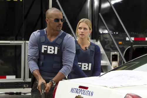Criminal Minds - Season Finale - Promotional Pictures