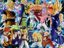 Dragon Ball Z images DBZ wallpaper and background photos