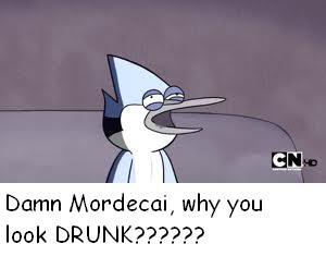 Damn Mordecai