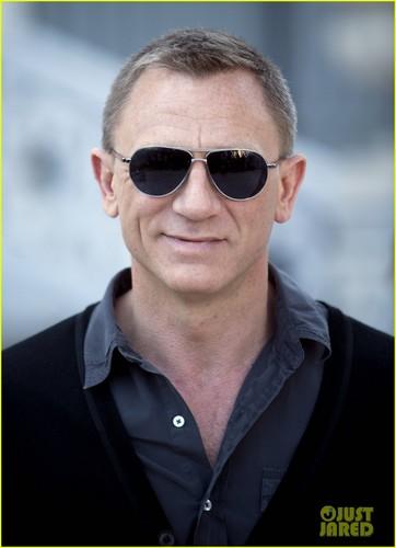 Daniel Craig: 'Skyfall' Turkey 照片 Call!