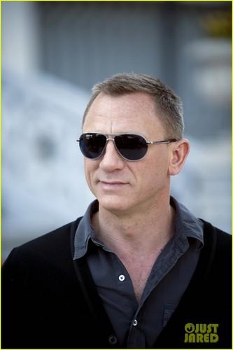 Daniel Craig: 'Skyfall' Turkey bức ảnh Call!