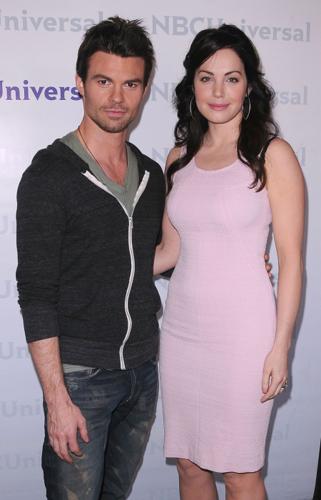 Daniel - NBC Universal Summer Press دن - April 18, 2012