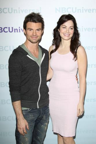 Daniel - NBC Universal Summer Press день - April 18, 2012