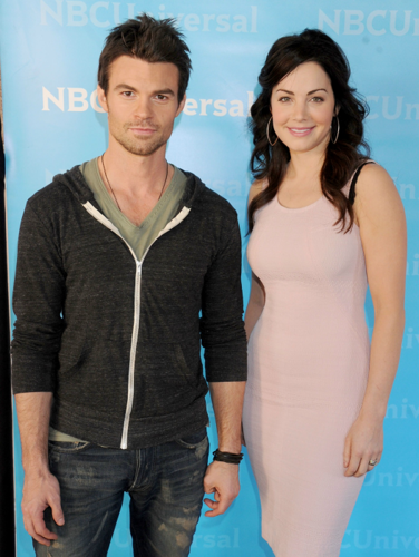 Daniel - NBC Universal Summer Press giorno - April 18, 2012