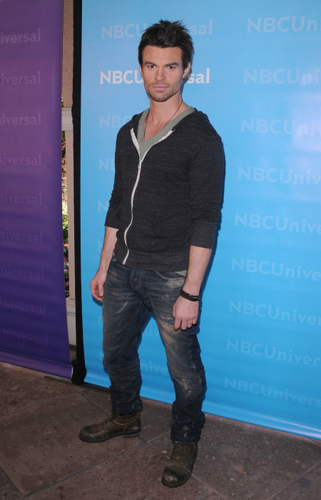 Daniel - NBC Universal Summer Press 日 - April 18, 2012