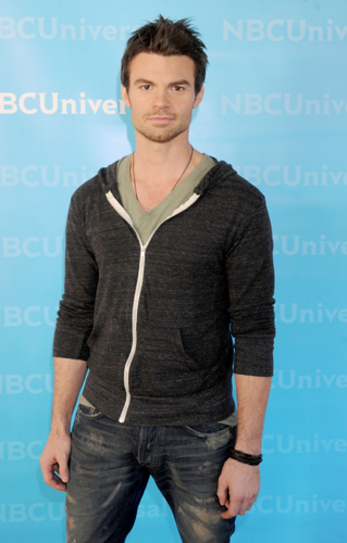 Daniel - NBC Universal Summer Press giorno - April 18, 2012
