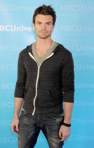 Daniel - NBC Universal Summer Press 日 - April 18, 2012
