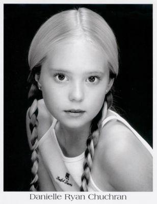 Danielle Chuchran wallpaper with a portrait called Danielle Chuchran