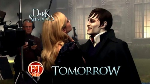 Dark Shadows ET - johnny-depp Photo