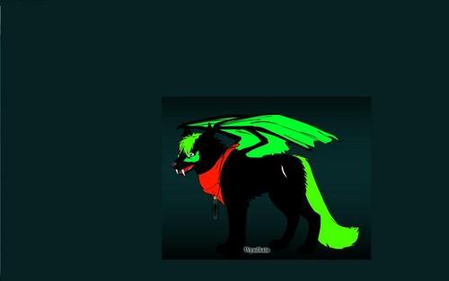 Darkshadow, the lone بھیڑیا by: EpicNarutoFan
