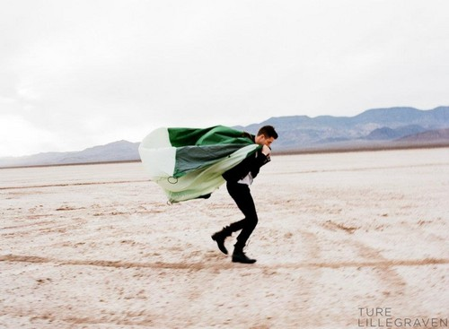 araw & Age Ture Lillegraven litrato shoot