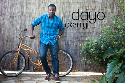 The Hunger Games wallpaper with a velocipede titled Dayo Okeniyi in ZOOEY Magazine