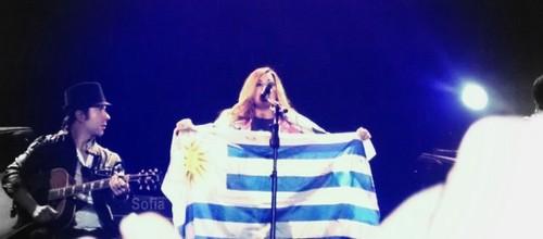 Demi In Uruguay <3
