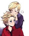 DenNor - hetalia-couples fan art
