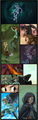 Dragon Hiccup - how-to-train-your-dragon fan art