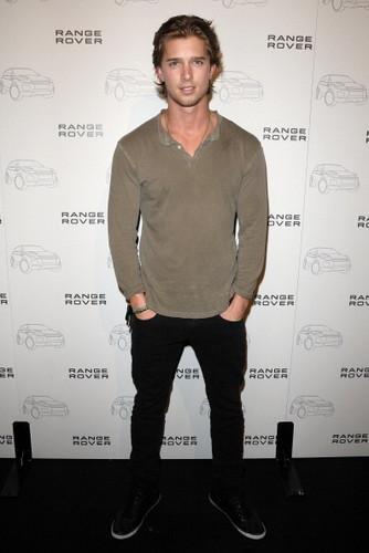 Drew @ Range Rover Evoque VIP Launch Party
