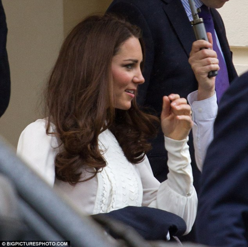 Duchess Catherine attends Princes' Charities forum