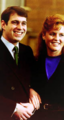 Duchess Sarah and Prince Andrew engagement announcement