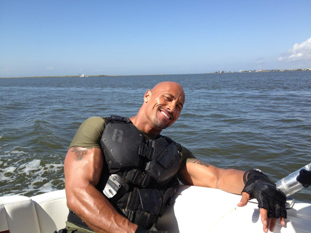 """Dwayne """"The Rock"""" Johnson"""
