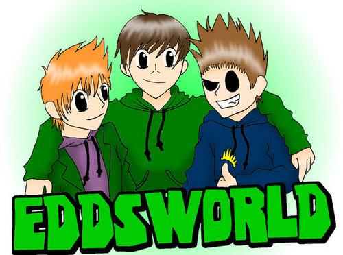 Eddsworld...manga!
