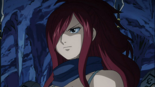 Erza Scarlet wallpaper entitled Edolas Erza