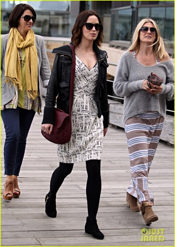 Emily Blunt: Fun in Sydney! - emily-blunt Photo