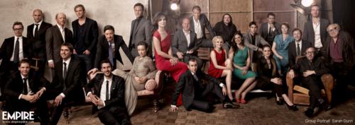 Empire Awards 2012 Photoshoot - by Sarah Dunn