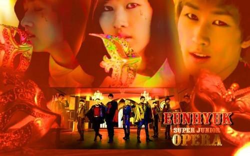 Eunhyuk Opera wolpeyper Spam