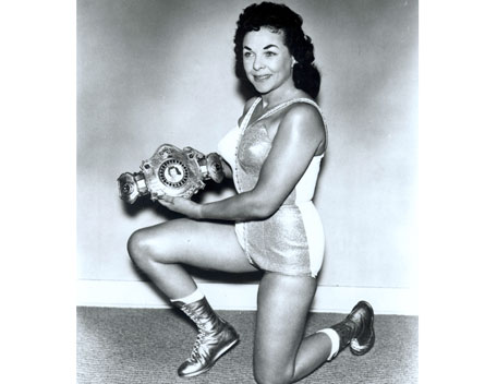 Fabulous Moolah Photoshoot Flashback