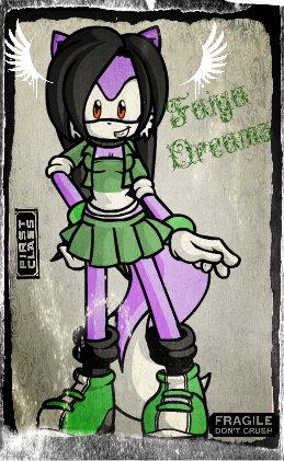 Faiya Dreamz (Me)