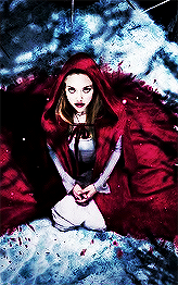 Red Riding Hood wallpaper containing anime entitled Fan Art
