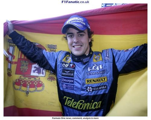 Fernando Alonso karatasi la kupamba ukuta