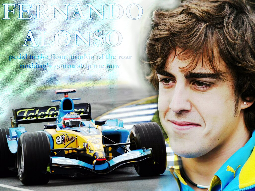Fernando Alonso Wallpaper Fernando Alonso Wallpaper