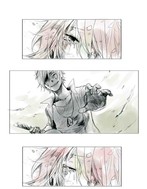 Flippy and Flaky manga