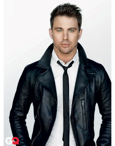 GQ March 2011 photoshoot - channing-tatum Photo
